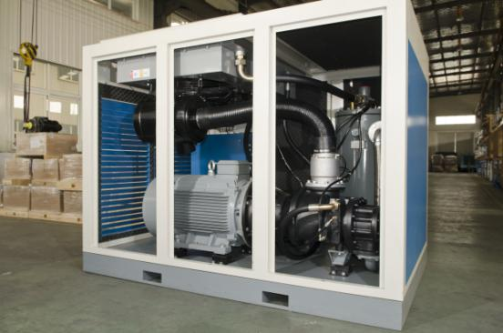 LGFD Direct-driven Screw compressor design features